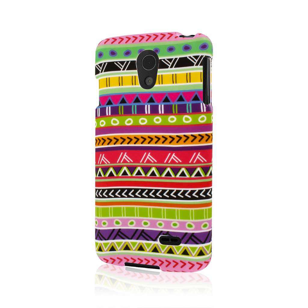 LG Lucid 3 - Aztec Fiesta MPERO SNAPZ - Case Cover