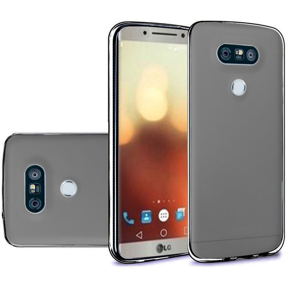 for lg g6 tpu transparent rubber flexible phone skin case cover clear color ebay. Black Bedroom Furniture Sets. Home Design Ideas