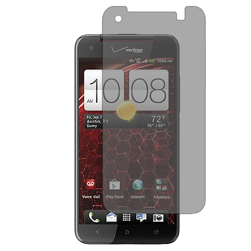 HTC Droid DNA Matte LCD Screen Protector