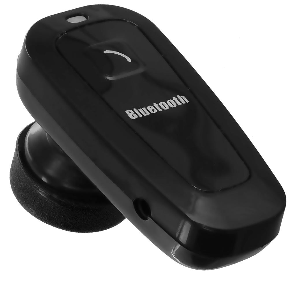 Bluetooth Wireless Headset Hands Free Earphone For Phones