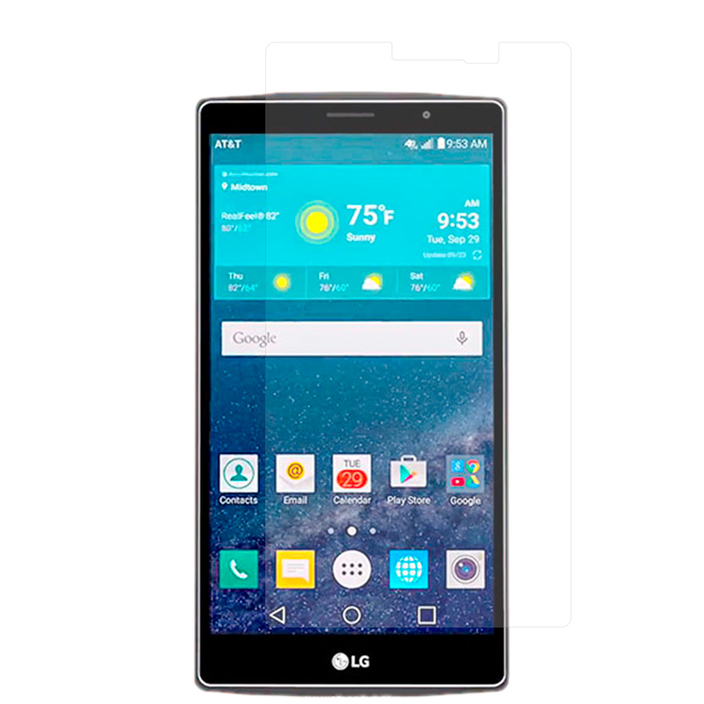 LG G Vista 2 Clear LCD Screen Protector