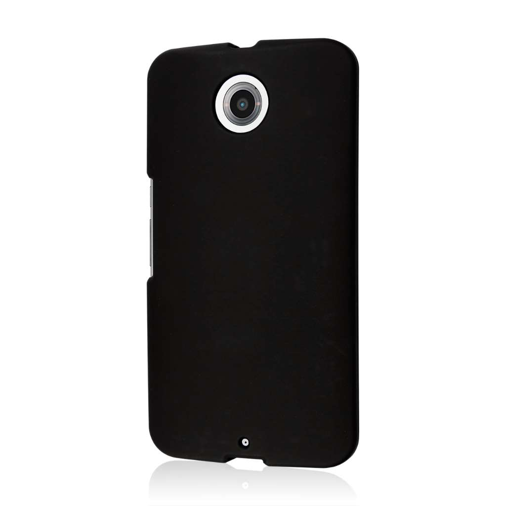 Google Nexus 6 - Black MPERO SNAPZ - Case Cover