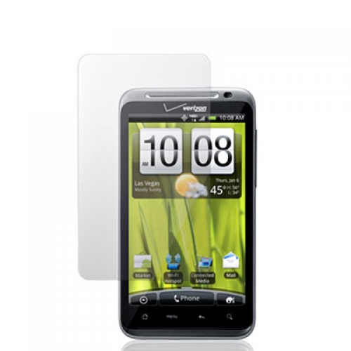 HTC Thunderbolt 4G LTE Clear LCD Screen Protector
