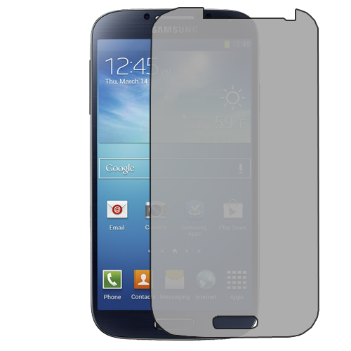 Samsung Galaxy S4 Mirror LCD Screen Protector