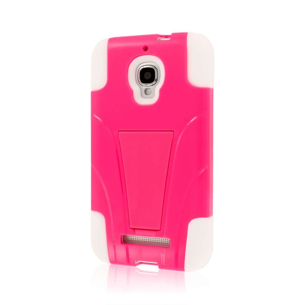 Alcatel OneTouch Fierce - HOT PINK MPERO IMPACT X - Kickstand Case Cover
