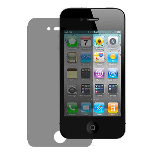 Apple iPhone 4 / 4S Anti Glare 6X LCD Screen Protector