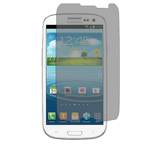 Samsung Galaxy S3 Matte LCD Screen Protector