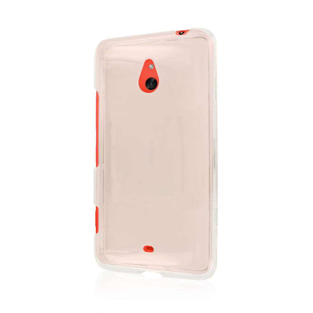 Nokia Lumia 1320 - Clear MPERO SNAPZ - Case Cover