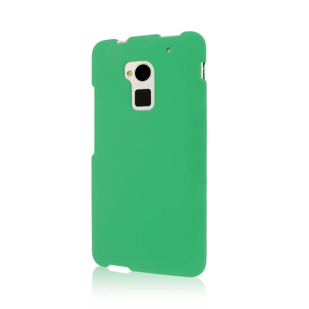 HTC One Max - Mint Green MPERO SNAPZ - Rubberized Case Cover