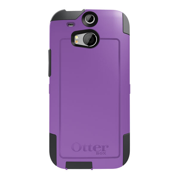 HTC One (M8) - Radiant Purple OtterBox Commuter Case