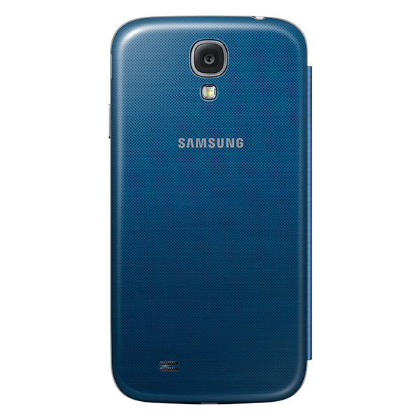 Galaxy S4 - Navy Samsung S-View Case