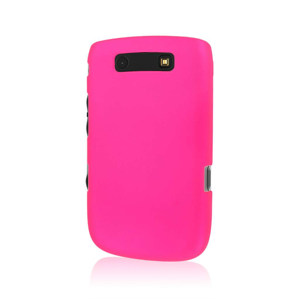 BlackBerry 9800 / 9810 - Hot Pink MPERO SNAPZ - Case Cover