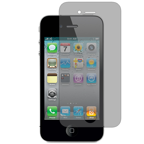 Apple iPhone 4 / 4S Anti Glare LCD Screen Protector