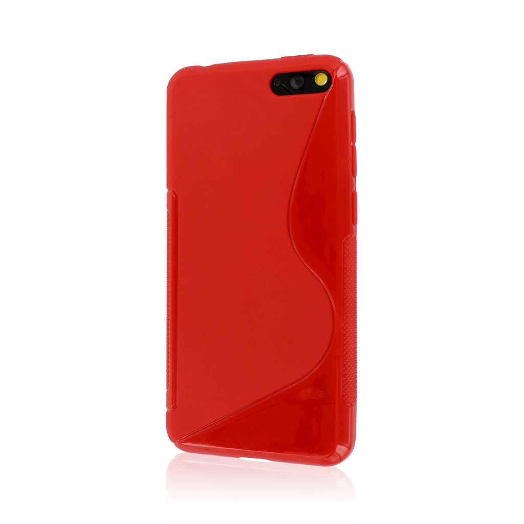 Amazon Fire Phone - Red MPERO FLEX S - Protective Case Cover