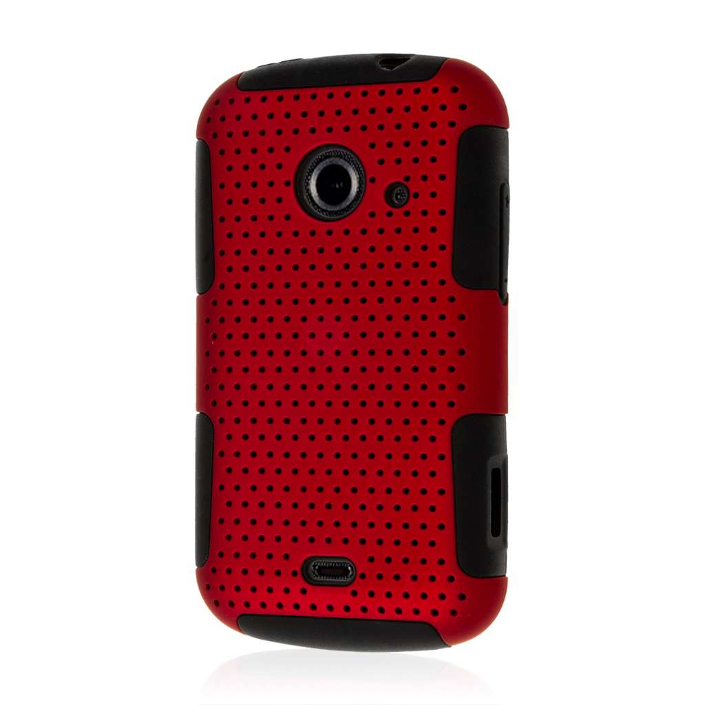ZTE Zinger Z667 - Red MPERO FUSION M - Protective Case Cover