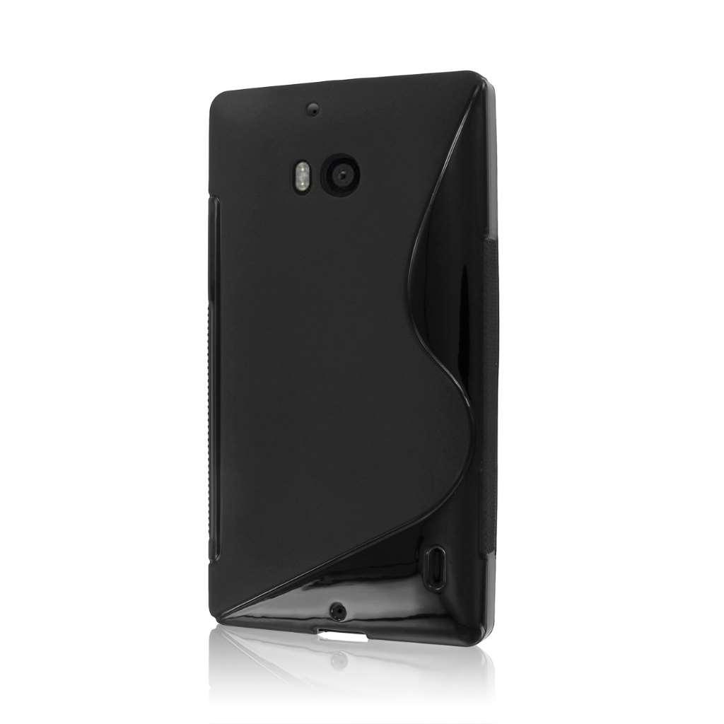 Nokia Lumia Icon - BLACK MPERO FLEX S - Protective Case Cover