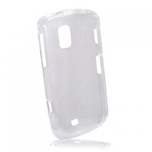 Samsung Galaxy S Lightray 4G R940 Clear Crystal Transparent Hard Case Cover