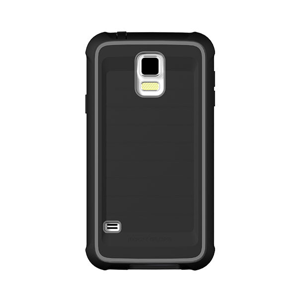 Galaxy S5 - Black/Charcoal BodyGlove ShockSuit Case Cover