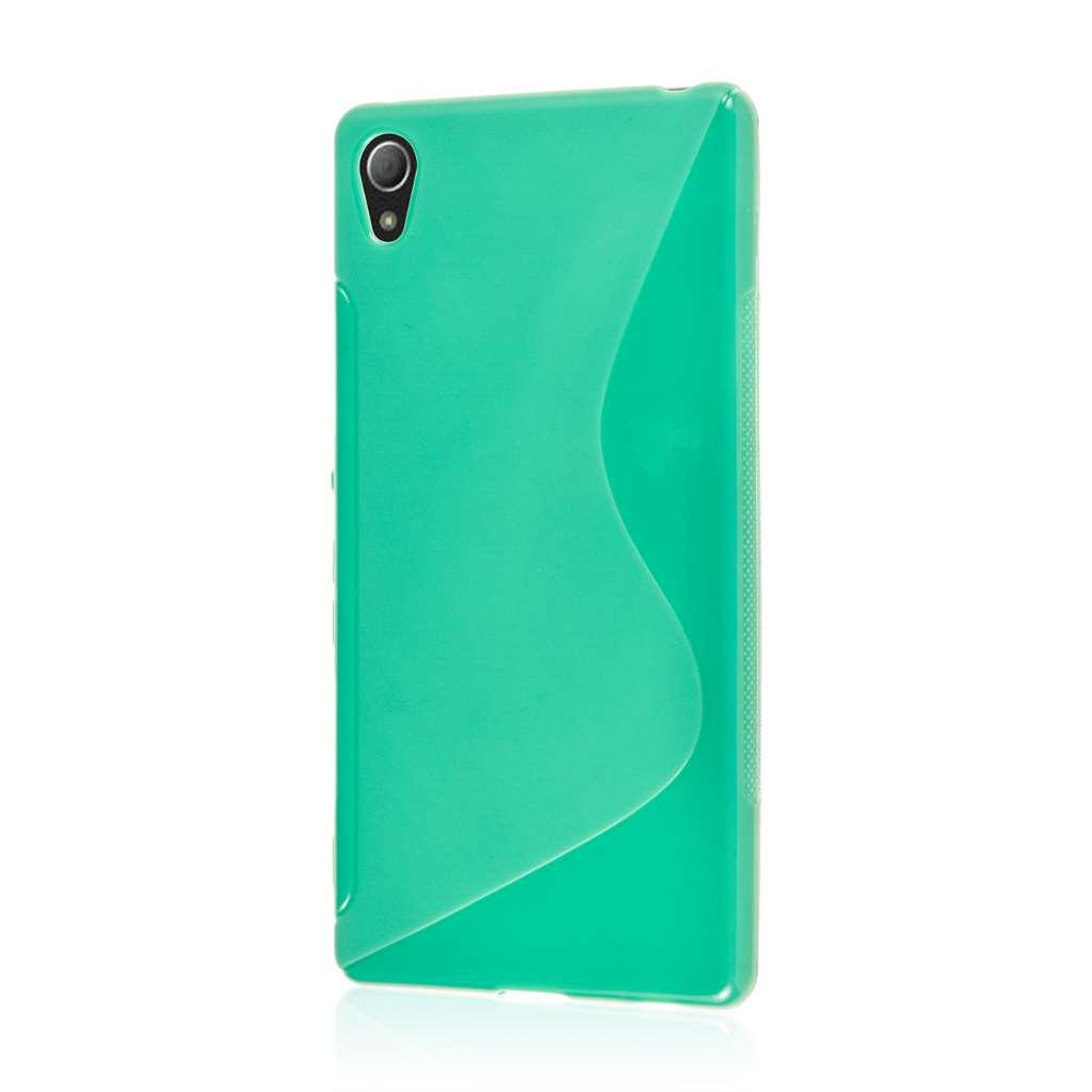 Sony Xperia Z4 - Mint Green MPERO FLEX S - Protective Case Cover