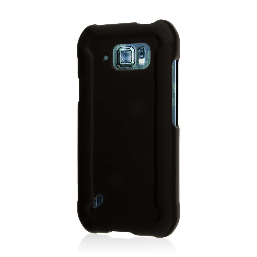 Samsung Galaxy S6 Active - Black MPERO SNAPZ - Case Cover