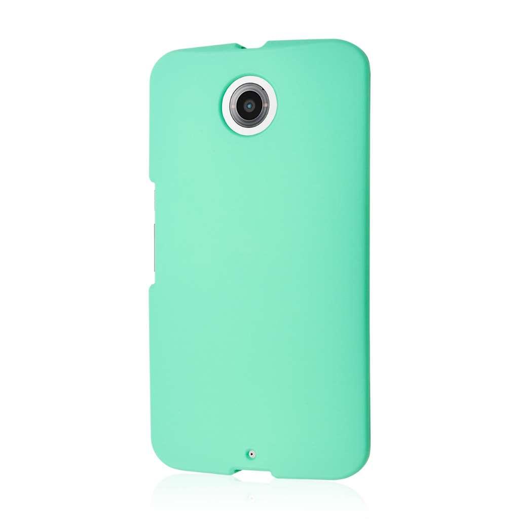Google Nexus 6 - Mint Green MPERO SNAPZ - Case Cover