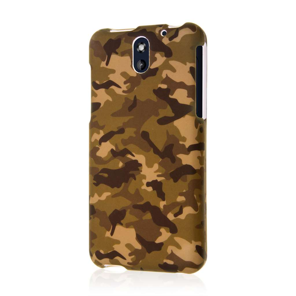 HTC Desire 610 - Green Camo MPERO SNAPZ - Case Cover