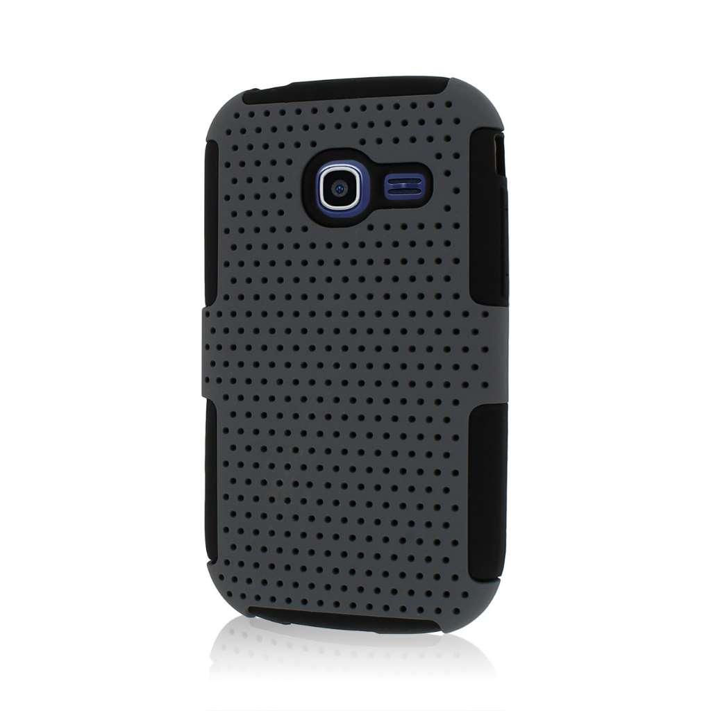 Samsung Freeform 5 R480 GRAY MPERO FUSION M - Protective Case Cover