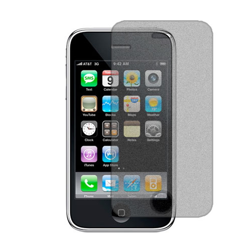 Apple iPhone 3G / 3GS Glitter LCD Screen Protector