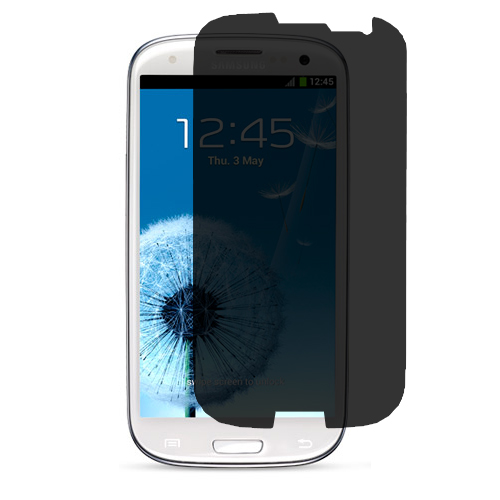 Samsung Galaxy S3 360 Privacy LCD Screen Protector