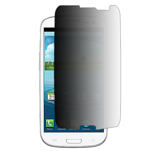 Samsung Galaxy S3 Mirror LCD Screen Protector