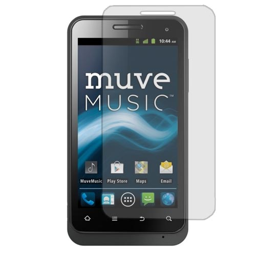 ZTE Engage LT N8000 Clear LCD Screen Protector