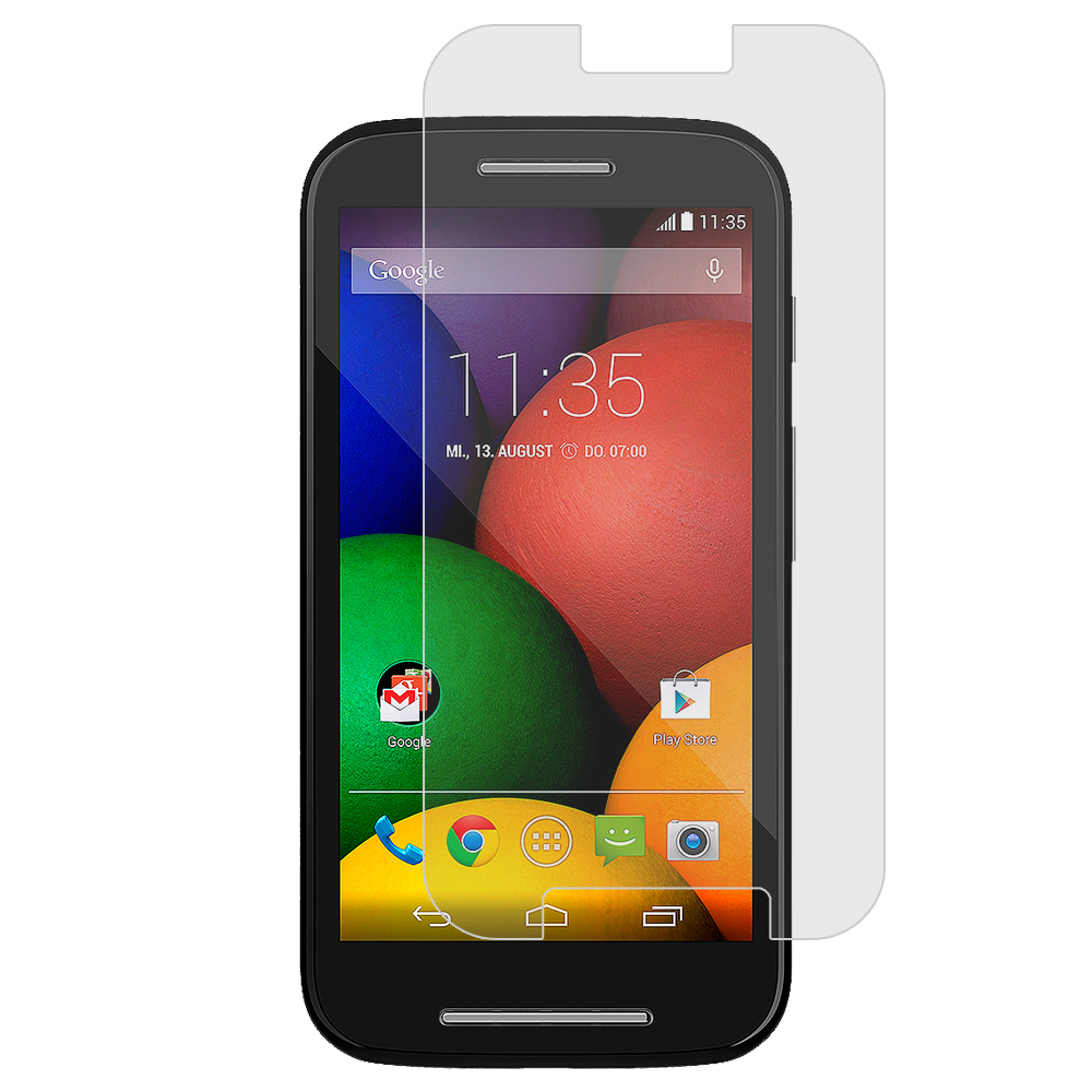 Motorola Moto E Anti Glare LCD Screen Protector