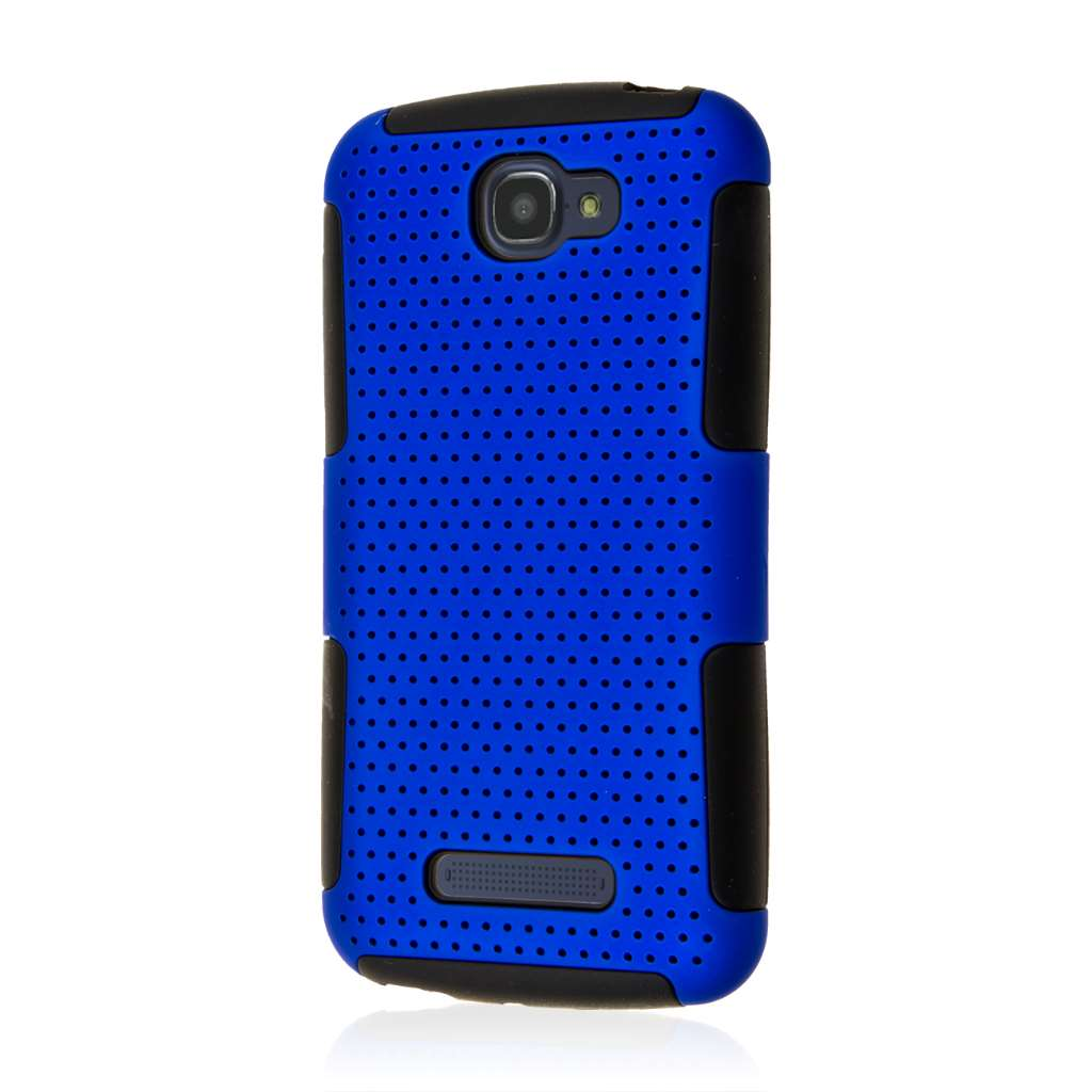 Alcatel OneTouch Fierce 2 - Blue MPERO FUSION M - Protective Case Cover