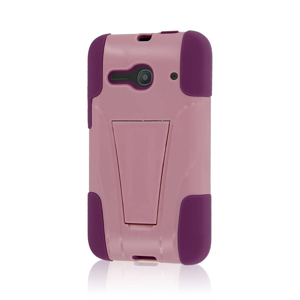 Alcatel OneTouch Evolve 2 - Pink MPERO IMPACT X - Kickstand Case Cover