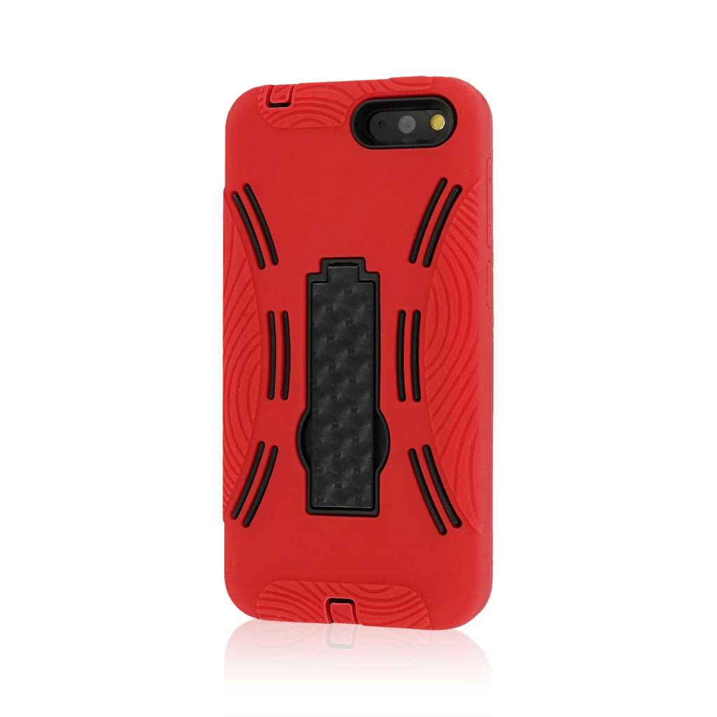 Amazon Fire Phone - Red MPERO IMPACT XL - Kickstand Case Cover