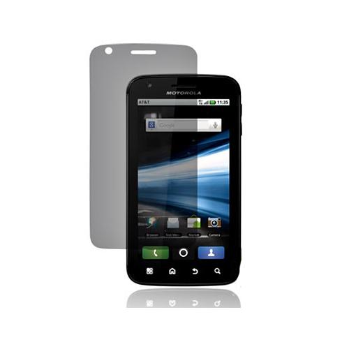 Motorola Atrix 4G Matte LCD Screen Protector