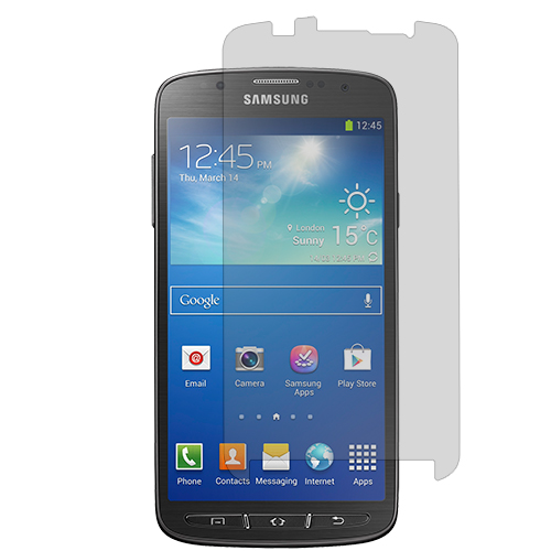 Samsung Galaxy S4 Active i537 Clear LCD Screen Protector