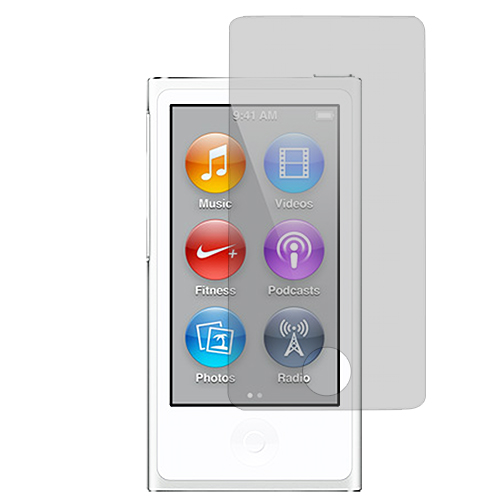 Apple iPod Nano 7th Generation Clear LCD Screen Protector