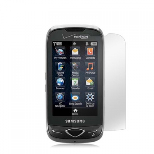 Samsung Reality U820 Clear LCD Screen Protector