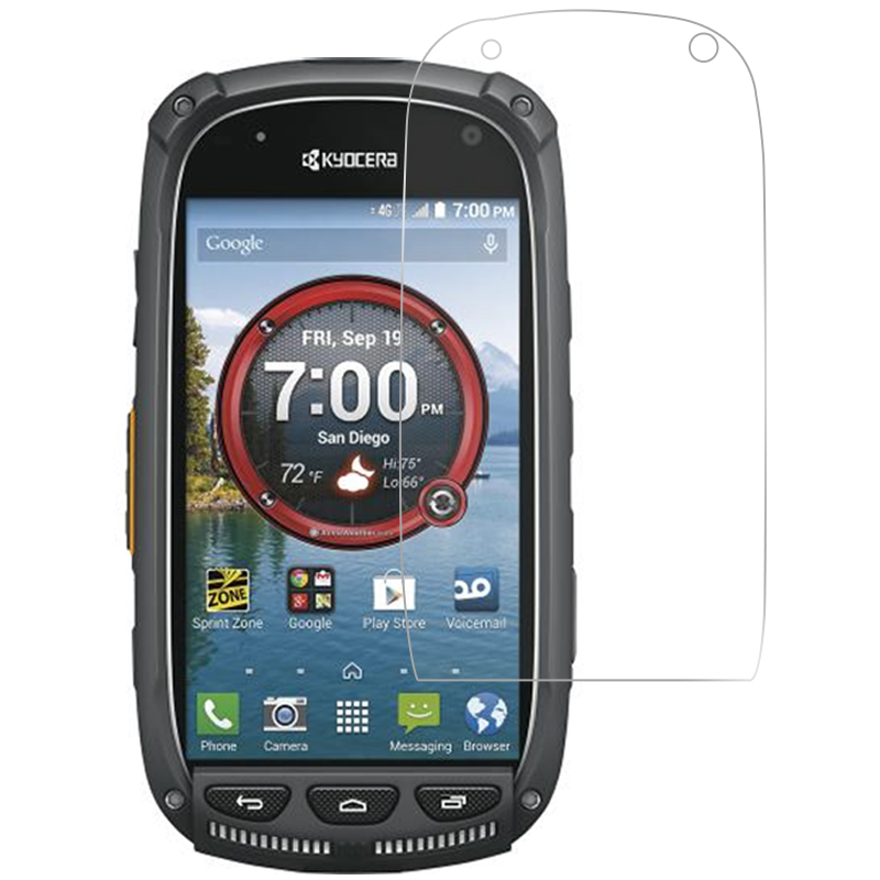 Kyocera Torque XT Clear LCD Screen Protector