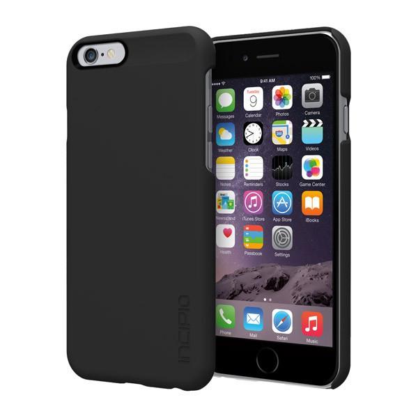 iPhone 6/6S - Black Incipio Feather Case Cover