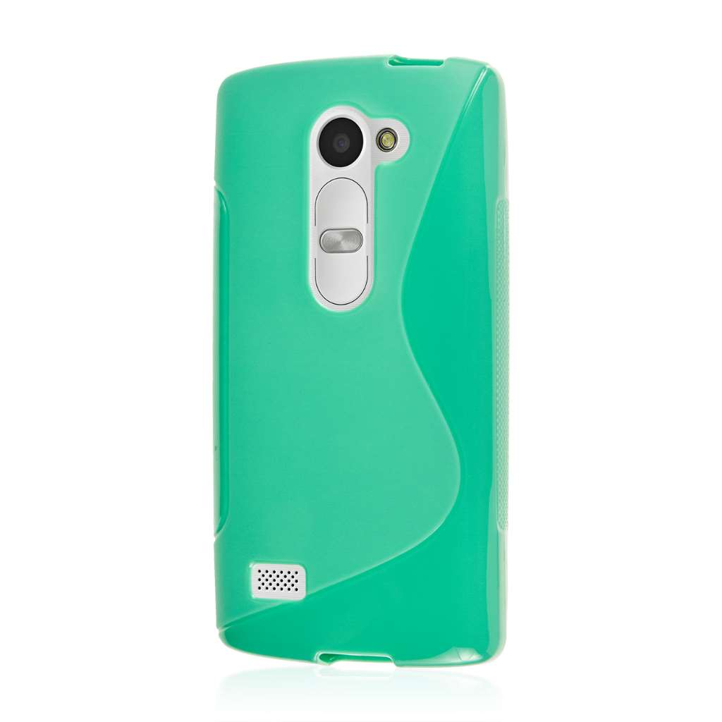 LG Leon - Mint Green MPERO FLEX S - Protective Case Cover