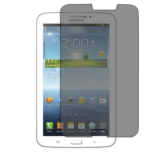 Samsung Galaxy Tab 3 7.0 Anti Glare LCD Screen Protector