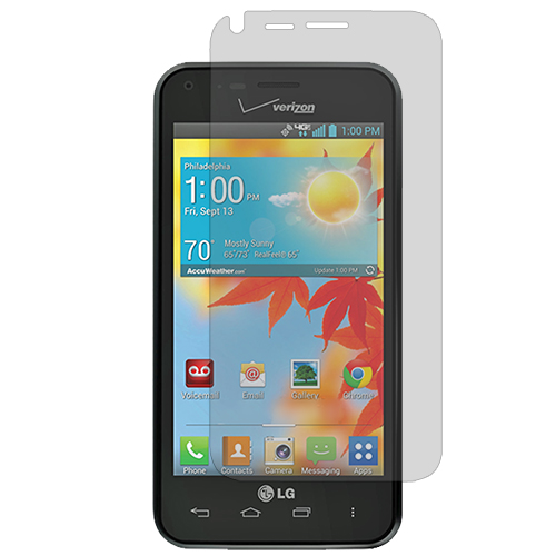 LG Enact Clear LCD Screen Protector