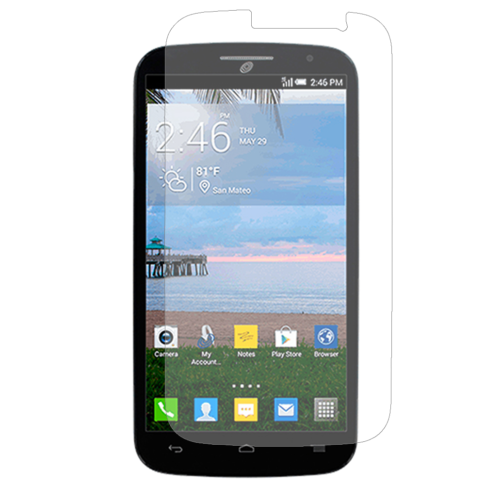 Alcatel One Touch Pop Mega A995L Anti Glare LCD Screen Protector
