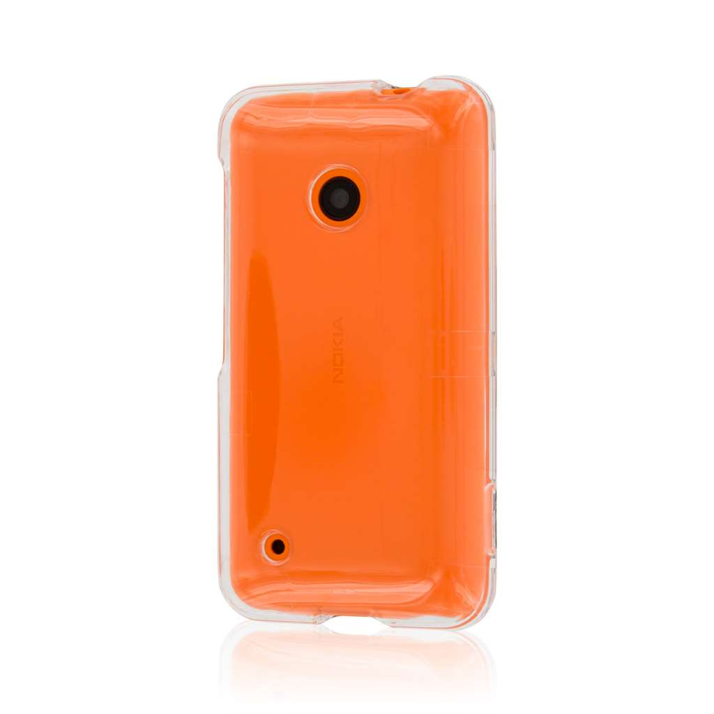 Nokia Lumia 530 - Clear MPERO SNAPZ - Case Cover
