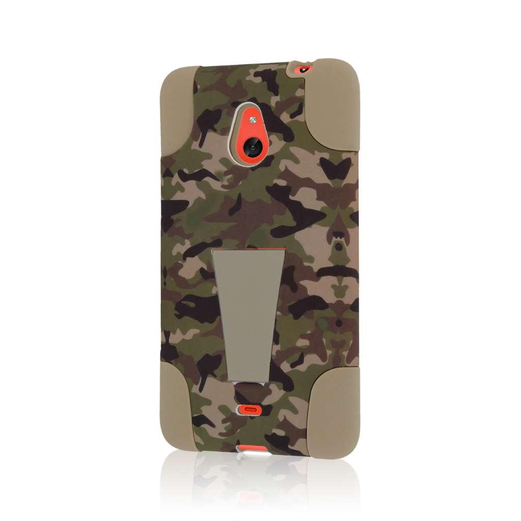 Nokia Lumia 1320 - Hunter Camo MPERO IMPACT X - Kickstand Case Cover