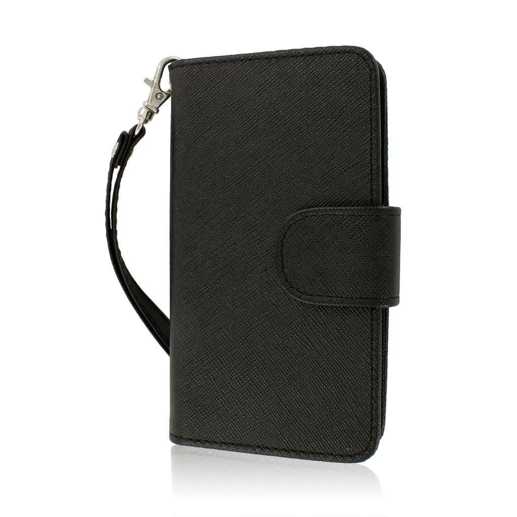 ZTE Engage MPERO FLEX FLIP Wallet Case Cover