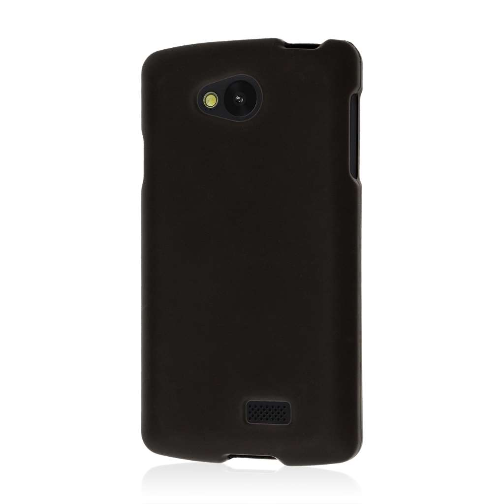 LG F60 - Black MPERO SNAPZ - Case Cover
