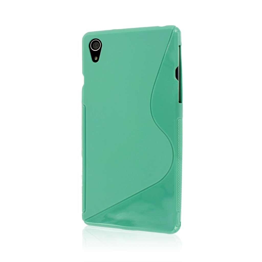 Sony Xperia Z2 - Mint Green MPERO FLEX S - Protective Case Cover